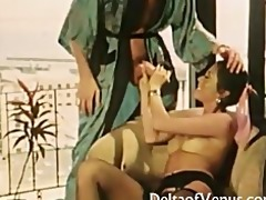 john holmes & linda wong - vintage fucking