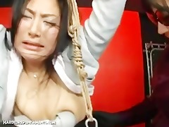 intensive japanese device suspension slavery sex