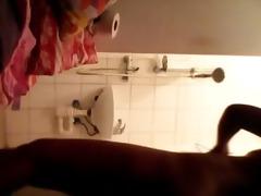 indian hottie in shower serectly filmed by hidden
