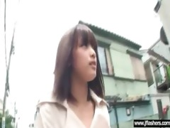 cute hawt asian girl flash her body and fuck