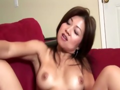 hot concupiscent oriental masseuse