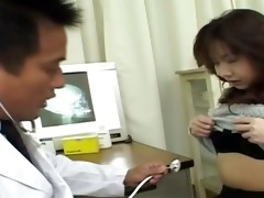 korean doctor and korean anus
