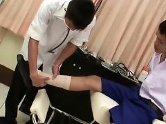 doctor footlittle