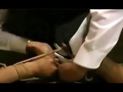 hose tied oriental