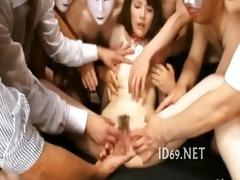 gang group sex asian porn