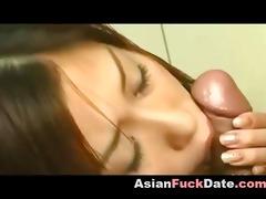 asian, whore, sperm, overspread