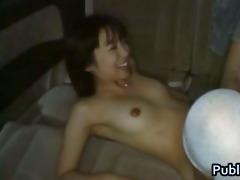 cute and lewd oriental hotties having sex