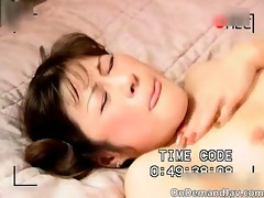 aroused cute face oriental sweetheart acquires