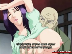 japanese manga mommy with massive jugs acquires