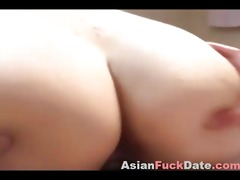 oriental miku tsukika blows and swallows