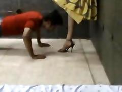 feet pleasure - ms. gorgeous feet world