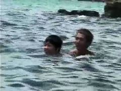 swim team boyz