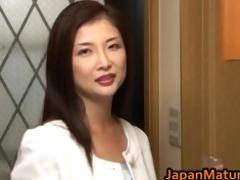 chisa kirishima older oriental lady shows part8