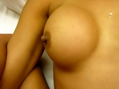 fuck toy: cuming on my thai slut meat