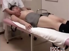 schoolgirl have a fun erotic toy massage 611