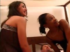 french porn: black, blanc, beurette (full scene)