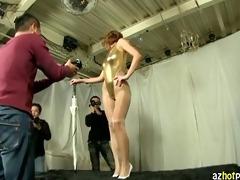 hyper high leg queen lengthy legged lady