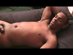 jack off & facial with tbone