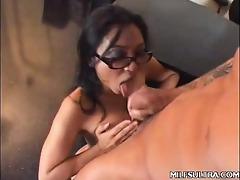oriental mother i mika penis team-fucked