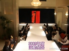 japanese hawt models flashing hawt parts on