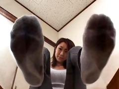 oriental feet