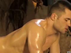 loving anal massage