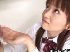an nanairo oriental schoolgirl having her part4