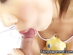 rika hayama takes a ramrod in her face hole part0