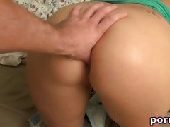alexis grace anal creampie and arse fucking
