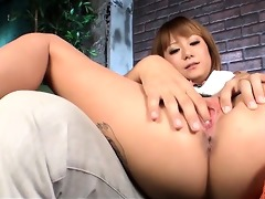 kokoa ayanes bald cookie filled with hot stud jizz