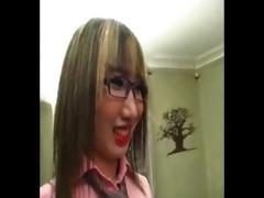 beautifull chinese girl fucking multiple boyz