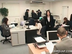 delightful oriental office honey acquires