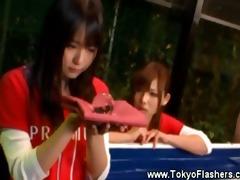 perverted oriental baseball game