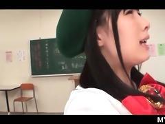 schlong addict jap legal age teenager getting her
