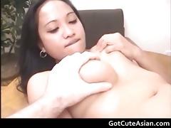 hot filipino loni giving a sexy oral-job part6