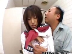 arisa kanno sweet oriental gets a blowjob part5