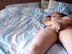hot oriental bonks and masturbates homemade on