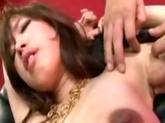 bushy chinese whore