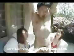 sex bot oriental babes outdoor