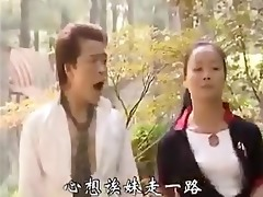 favourable oriental guy makes 10 beauties scream.