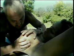 oriental bitch with tats acquires drilled by