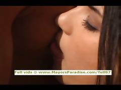 maria ozawa blameless charming chinese oral job