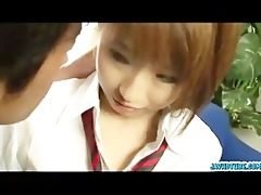 teenage sweetheart yui misaki is a enchanting and