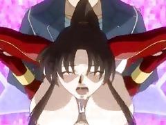 hawt oriental manga porn features futuristic