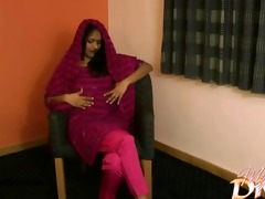 indian playgirl divya strip s garb large
