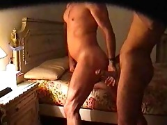 large dicked arab egyptian smokes cigarette and