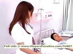 akiho yoshizawa from idol90 wicked asian nurse t