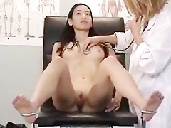 oriental visits her smutty doctor