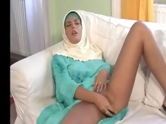 arab muslim hijab 5 masturbacion