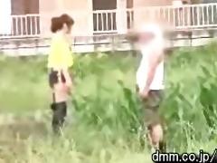 katsuki yuri - gives complete stranger a oral